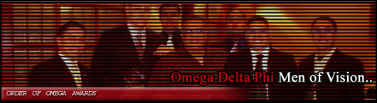 Omega Delta Phi - Men of Vision